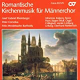 Musica Romantica Sacra Para Coro