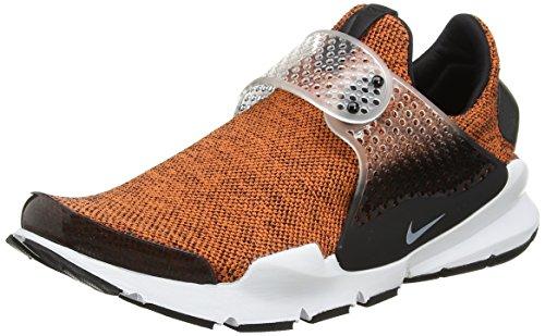 Nike Herren Sock Dart SE Gymnastikschuhe, Orange (Terra Orange/White/Black/White), 42.5 EU (Nike-dart)