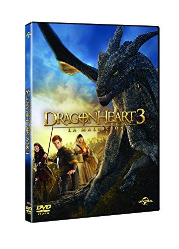 Dragonheart 3: La Maldición [DVD]