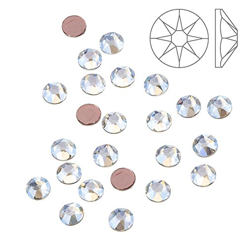 Swarovski Hotfix Style 2078Crystal Moonlight (Swarovski Xilion Diamante)