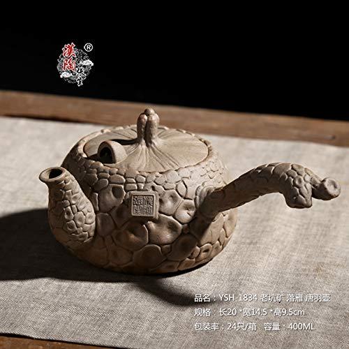 Teiera In Ceramica Teiere Viga De Elevación Olla Antigua Vieja Mina De...