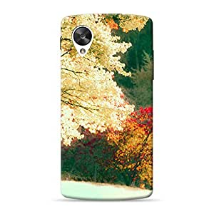 Mobile Back Cover For LG Nexus 5 (Printed Designer Case)