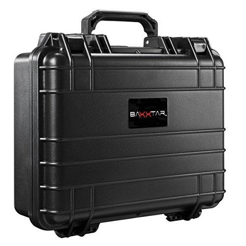 Baxxtar PRO Valigia Custodia universale per uso robusto (outdoor) per (ad esempio): Camera o batteria per Sony NP-F970 NP-F990 o V-mount (impermeabile, antiurto, antipolvere)