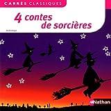4 contes de sorcières - Nathan - 23/08/2012