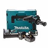 Makita 18 V LXT 3x3Ah Li-Ion Combi Drill Kit, 1 Stück, DHP458RF3J