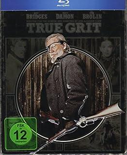 True Grit - geprägtes Steelbook [Blu-ray]