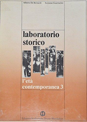 LABORATORIO STORICO ETA CONTEMPORANEA