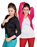 sweekash women's Short shrug (Combo pack...