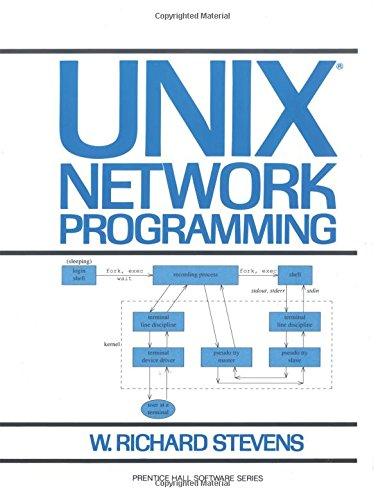 UNIX Network Programming por W. Richard Stevens