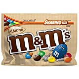 M&M's Almond Chocolate Candies 263.7g Sharing Bag