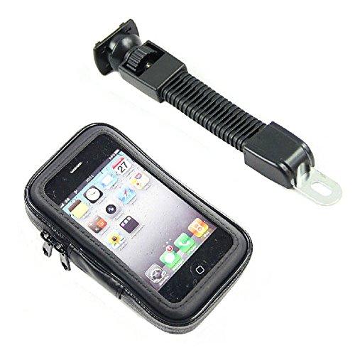 Per iphone 6Plus iPhone 6S Plus 5.5universale moto scooter elettrico auto specchietto retrovisore supporto borsa per GPS Custodia impermeabile