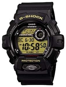 Casio G-shock Black and Green Standard Japanese Model #G8900-1