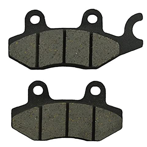 AHL Front Brake Pads Disc FA165 for Yamaha YXR 66 FAS/FAT Rhino 4x4 Side x Side 2004-2005
