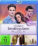 Breaking Dawn - Bis(s) zum Ende der Nacht - Teil 1 (Extended Edition) [Blu-ray]