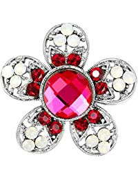 c85087f29e51 iTemer Pin para solapa Broches de bisuteria para ropa y zapatos Un hermoso  recuerdo Broche femenino