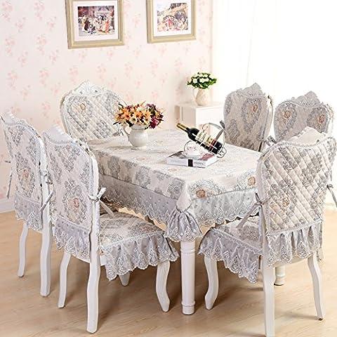 Continental rivestimenti in tessuto di lusso/Copertine per retro tappezzeria sedie