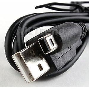 Original AKTrend® USB Ladekabel Datenkabel für Nintendo DSi / 3DS / 3DS XL / DSi / DSi XL / NDSi