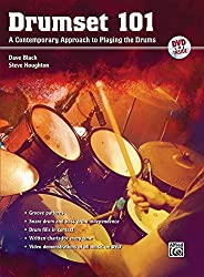 Drumset 101: A Contemporary Approach to Playing the Drums (Book, CD & DVD) (101 Series) by Staff (2009-01-21)