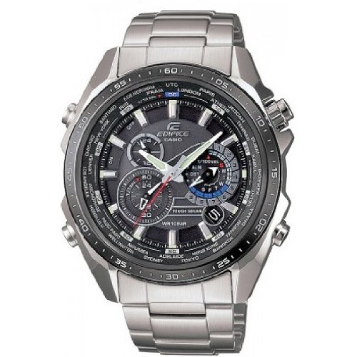 Casio Edifice Herren-Armbanduhr EQS500DB1A1ER