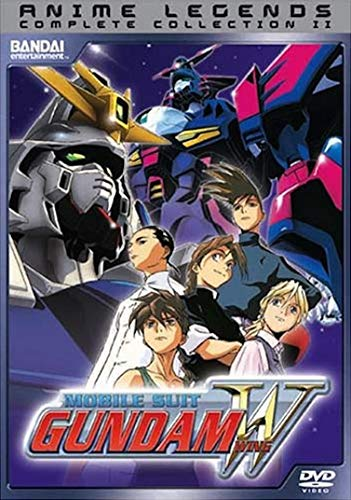 Mobile Suit Gundam Wing Boxet 2 (Operations 6-10) 7 Mobile Video