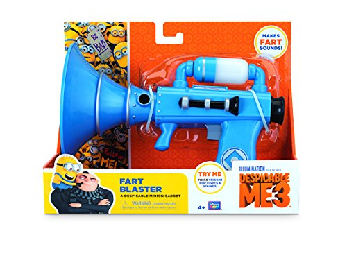 Image of Despicable Me 2 Fart Blaster