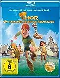DVD Cover 'Thor - Ein hammermäßiges Abenteuer [Blu-ray]