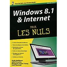 Windows 8.1 et Internet, Mégapoche pour les Nuls (French Edition)
