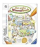 Ravensburger tiptoi ® Mein großes Wimmelbuch + Gratis Kinder Sticker hergestellt von Ravensburger