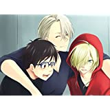 Yuri on Ice (19x14 inch, 48x35 cm) Silk Poster Seda Cartel PJ17-A9A4