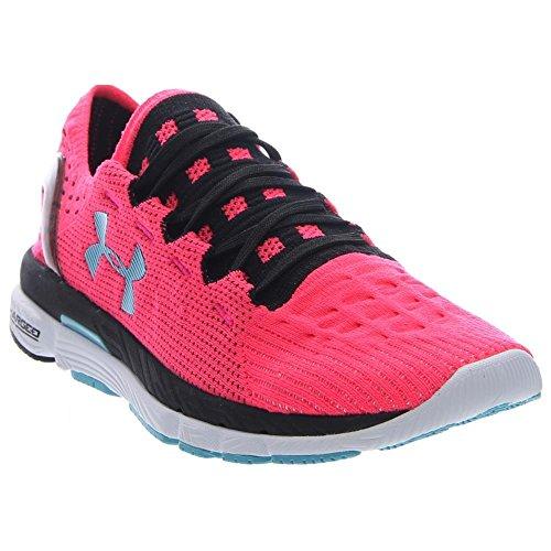 Under Armour Speedform Slingshot Women's Chaussure De Course à Pied - SS16 pink / schwarz