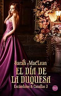 El día de la duquesa par Sarah MacLean