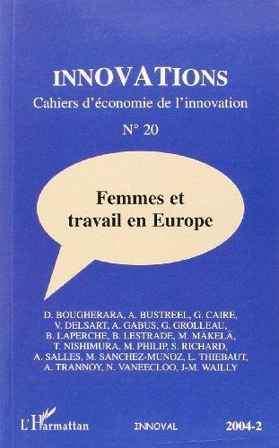 Femmes et travail en Europe