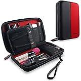 AirCase Cosmetic Organizer Toiletry Travel Kit Travel Organizer (Red)