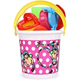 Festive Season Gifts--Multicolored Cartoon Beach set with accessories