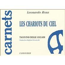 Les chariots du ciel : carnets des cyclades