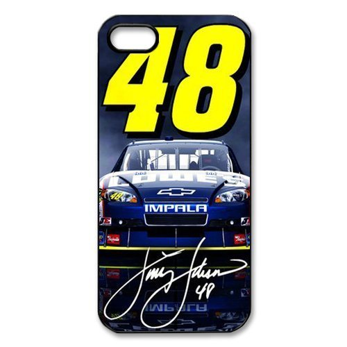 ctslr-nascar-jimmie-johnson-protective-hard-case-cover-skin-for-apple-iphone-5-5s-1-pack-black-white