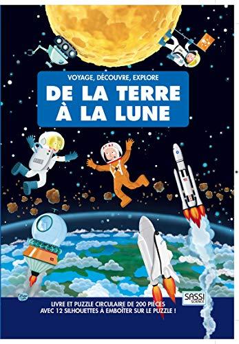 Voyage, découvre, explore - De la Terre à la Lune