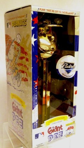 gold-plated-charlie-brown-san-diego-padres-limited-edition-giant-pez-dispenser-by-pez-candy