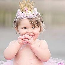 diademas corona imperial princesa flor elstico accesorios cabello