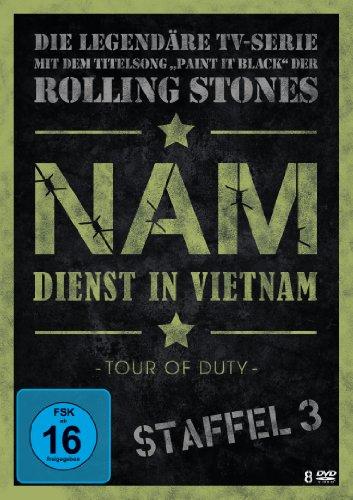 NAM - Dienst in Vietnam - Die komplette Staffel 3 [8 DVDs]