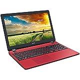 """Acer ES1-531-C6VE Ordinateur Portable Non tactile 15"""" (38,10 cm) Rouge (Intel Celeron, 4 Go de RAM, 1000 Go, Intel HD Graphics)"""