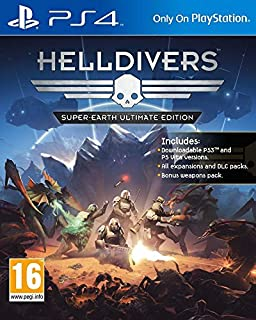Helldivers : super-earth - Ultimate Edition (B011R5J8LI) | Amazon price tracker / tracking, Amazon price history charts, Amazon price watches, Amazon price drop alerts