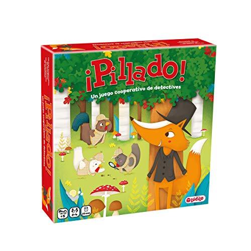 Imagen de Juegos de Mesa Para Niños Lúdilo por menos de 30 euros.