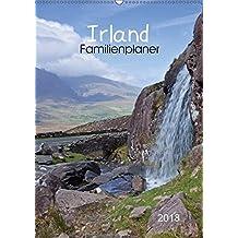 Irland Familienplaner (Wandkalender 2018 DIN A2 hoch): Traumhafte Fotografien der schönen grünen Insel. (Familienplaner, 14 Seiten ) (CALVENDO Natur) [Kalender] [Apr 04, 2017] Potratz, Andrea
