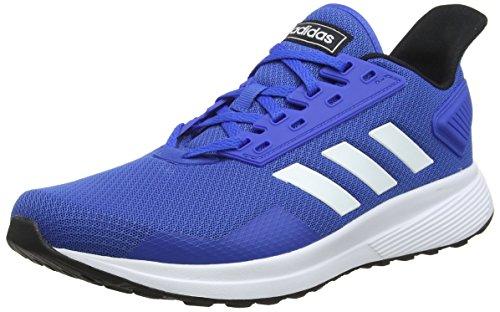 Adidas Duramo 9, Zapatillas de Entrenamiento para Hombre, Azul (Blue/Footwear White/Core Black 0), 44 EU