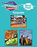 Cover of: Cambridge Reading Adventures Turquoise Band Pack of 8 | Jim Carrington, Gabby Pritchard, Ian Whybrow, Peter Millett, Jonathan Emmett, Claire Llewellyn, Catherine Chambers, Andy Belcher