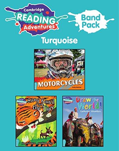 [PDF] Téléchargement gratuit Livres Cambridge Reading Adventures Turquoise Band Pack of 8