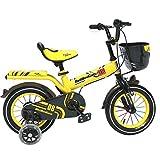 ZXUE Vélo pour enfants 12/14/16 pouces Landau 3-12 ans Bébé garçon Fille Pedal Bicycle (taille : 12 pouces)