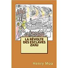 LA REVOLTE DES ESCLAVES ZANJ   (French Edition)