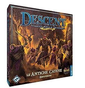 Giochi Uniti gu559 - Runebound Descent Second Edition - The Ancient Chains